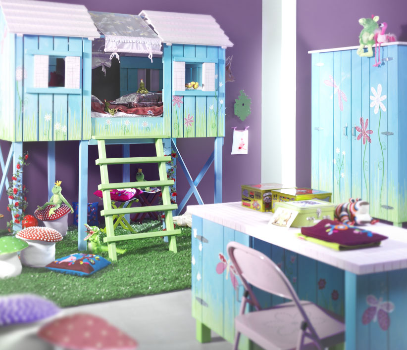 Custom Bedroom Cupboards for Children