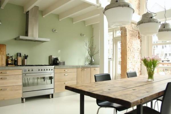 COTY 2015 Guildford Green Kitchen Inspiration   KitchAnn Style