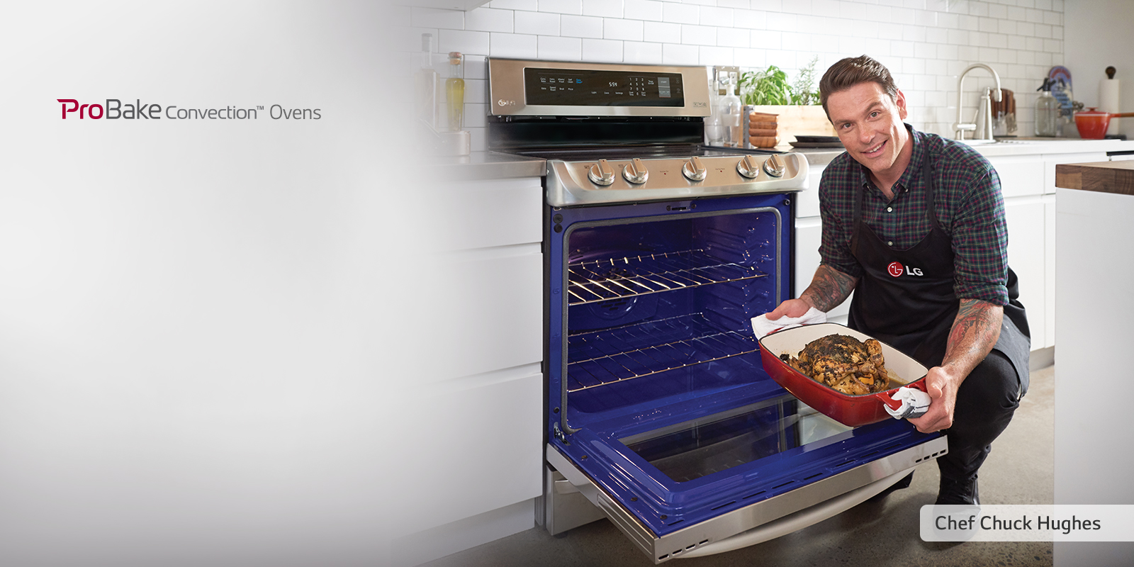 LG ProBake Convection Ranges