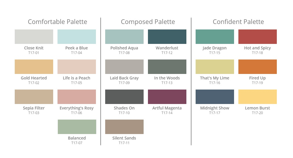 Behr Color Currents 2017 | KitchAnn Style