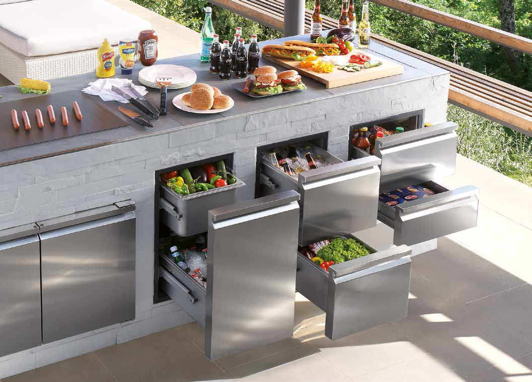 Outdoor Kitchens offered by Kitchen Studio of Naples