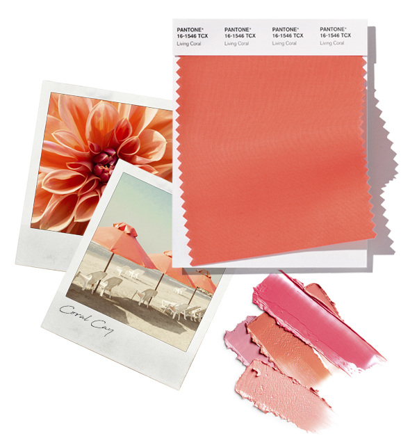 Pantone Color of the Year 2019 is Living Coral