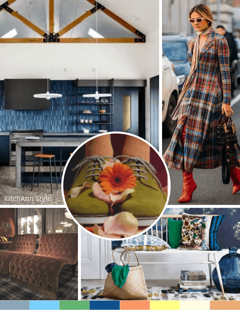 Pantone View Home + Interiors 2020 Color Trekking Inspiration