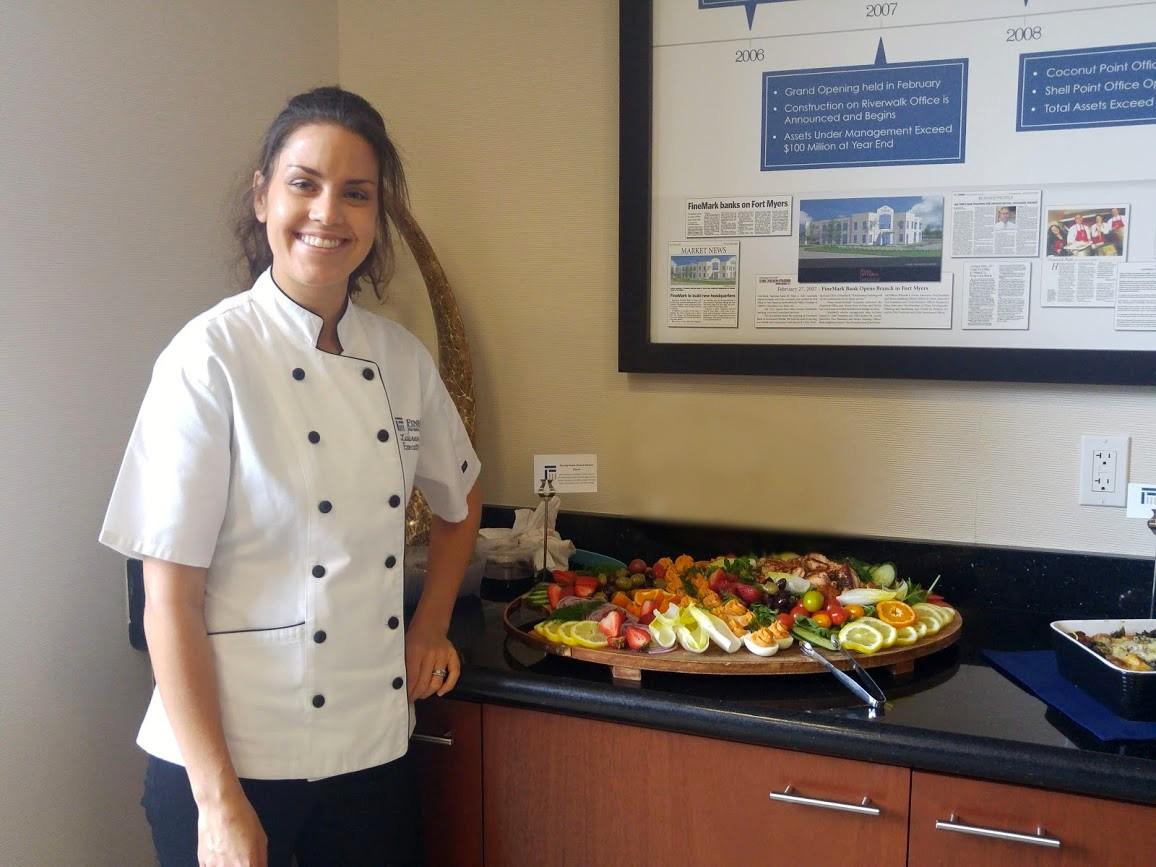 Chef Lauren Peterson