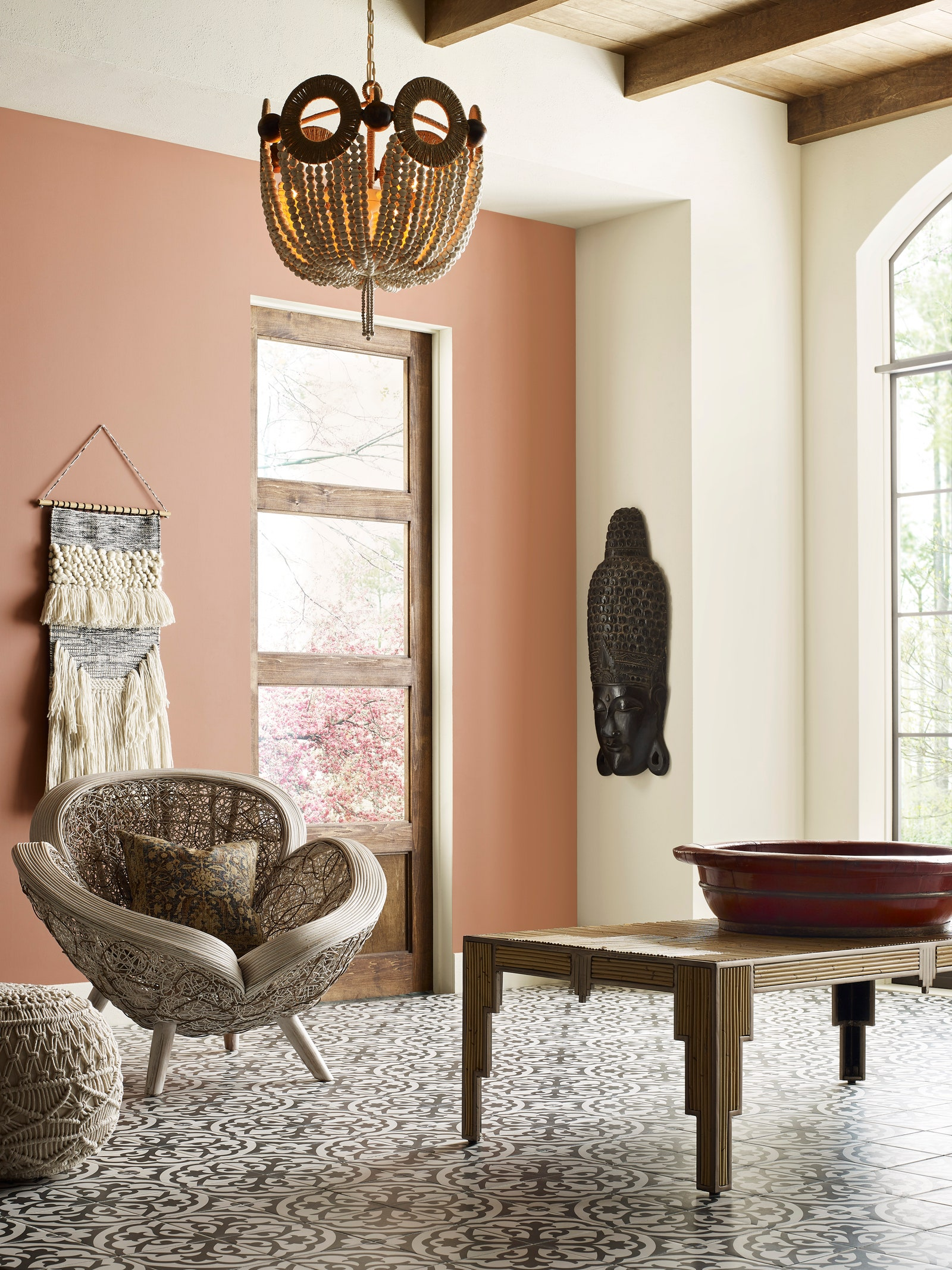 Sherwin-Williams 2021 Colormix Forecast Reddened earth paint showcase