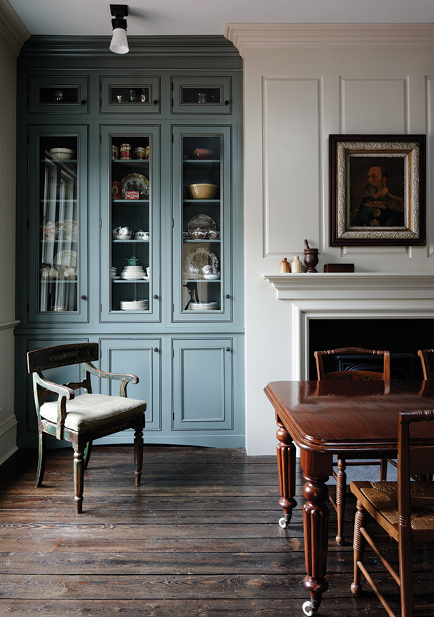 Benjamin Moore Color of the Year 2021 teal paint inspiration