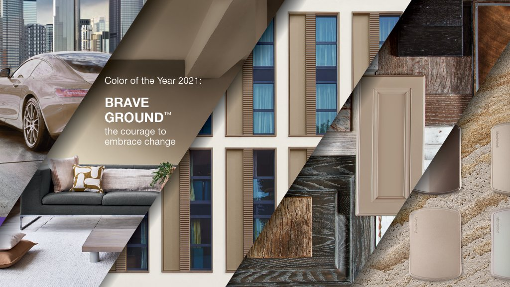 AkzoNobel Color of the Year 2021 | Brave Ground