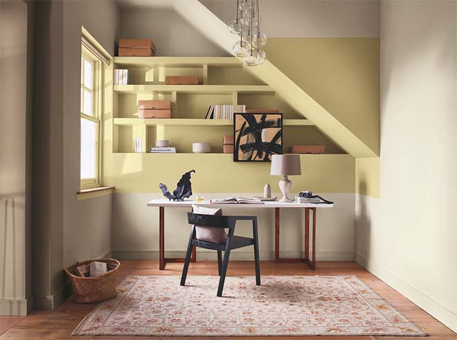 AkzoNobel Color of the Year 2021 | Trust Inspiration room
